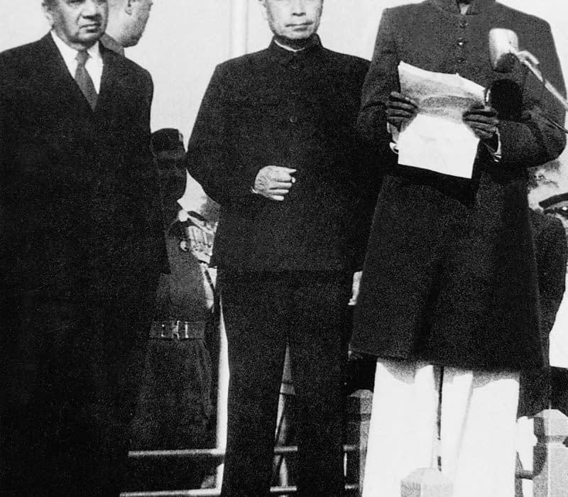 Mujib_Suhrawardy_Zhou_Enlai
